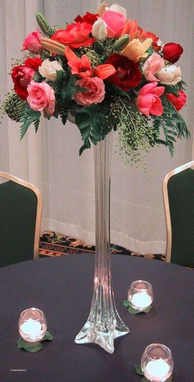 glass vase centerpiece 4