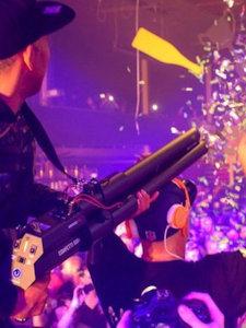 confetti gun launcher