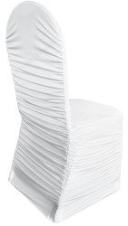 rogue chair cover white