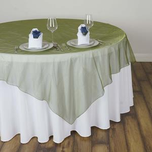 Organza Table Overlay