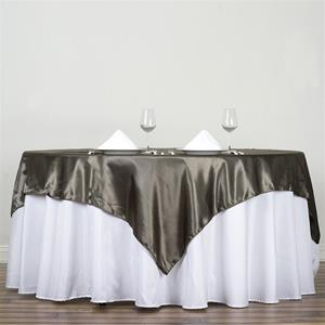 Satin Table Overlay