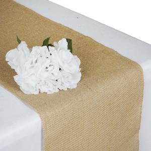 Burlap Table Runners natural