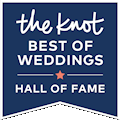 The knott hall of fame badge